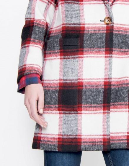Coat Mason - Couleur unique