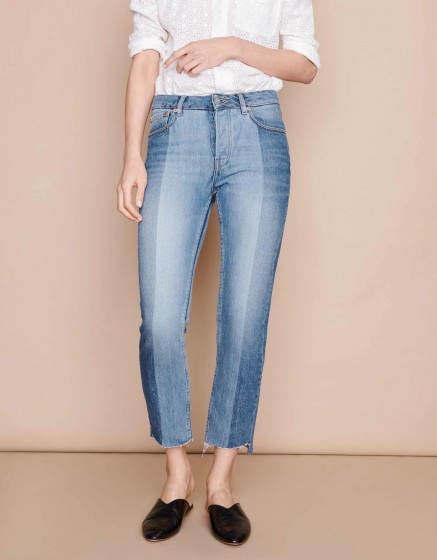 Jean Mom Lana Vintage - DENIM VINTAGE