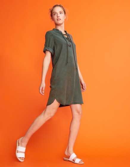 Dress Cora - CARBONE