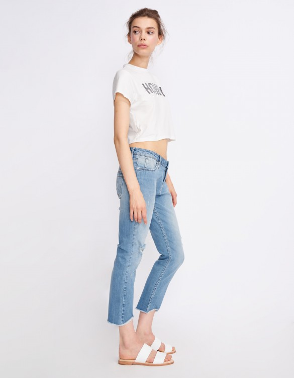 Jean boxy cropped Victor - DNM M-64