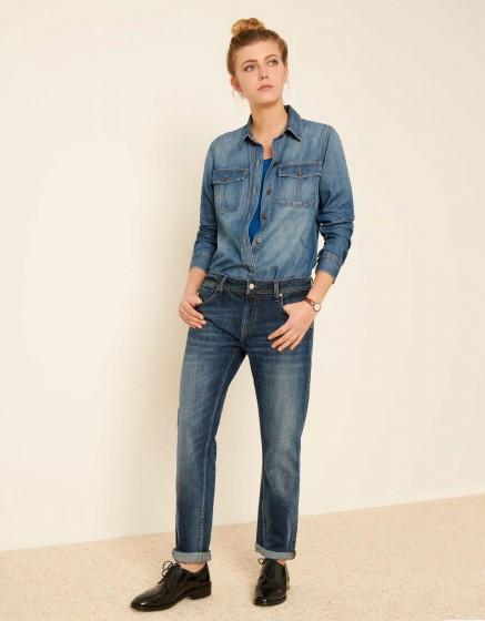 Boyfriend jean Nina - DNM V-50