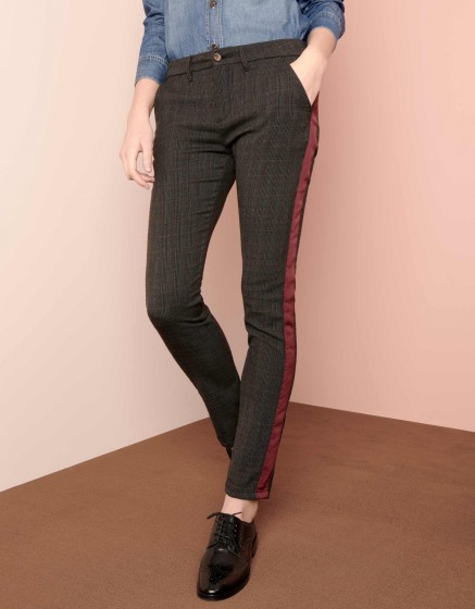 Pantalon chino Sandy Fancy - HERRING CARRY