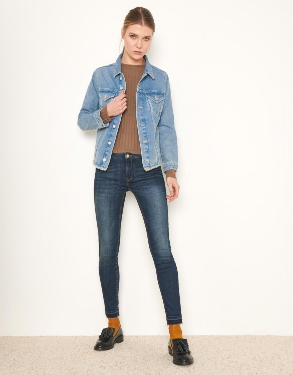Skinny cropped jean Lily - DNM V-55
