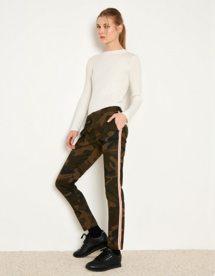 Cigarette Trousers Lizzy Fancy - HERRING ARMY