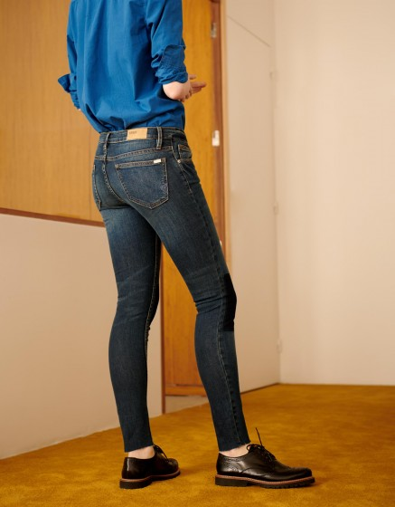 Jean skinny cropped Lily - DNM M-77