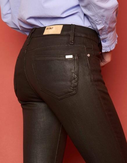 Jean skinny cropped Loren Enduction - CACHOU
