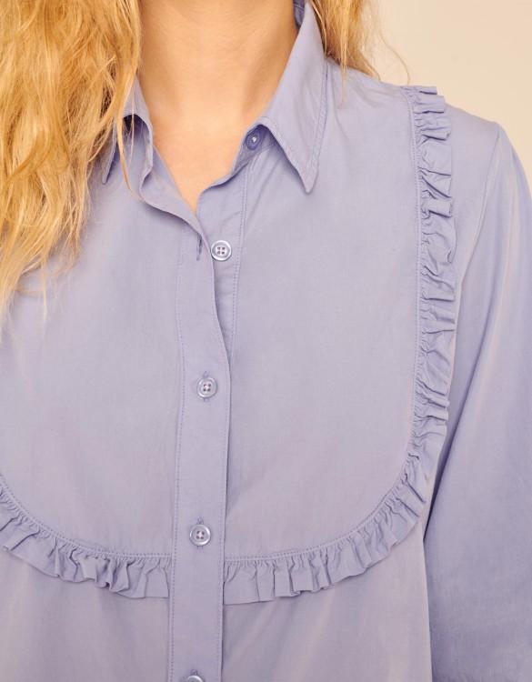 Shirt Cliff Color - SMOKY BLUE