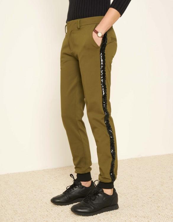Trousers Street Lydie - KAKI