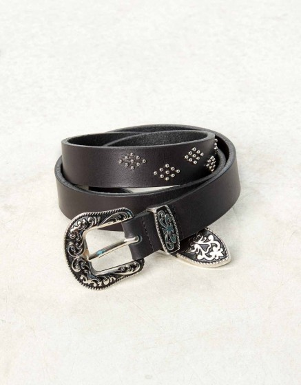Belt Alban - BLACK