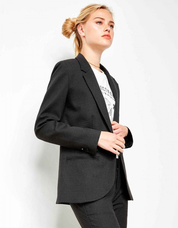 Veste blazer Blair Fancy - GREY DOTS