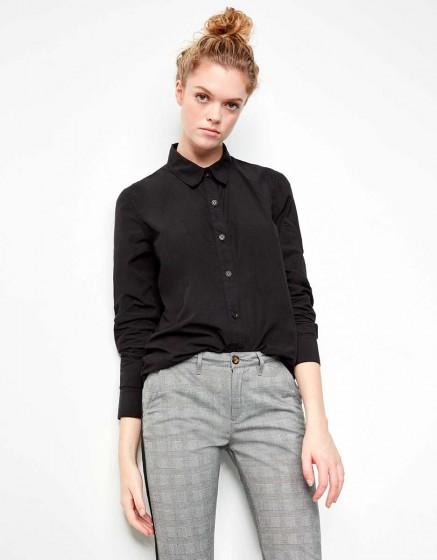 Shirt Carlo Color - BLACK