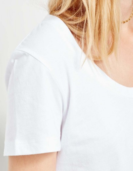 T-shirt Ted - WHITE