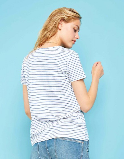 T-shirt Ted - NAUTICAL BLUE