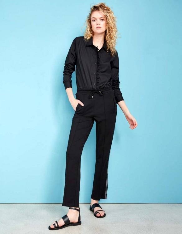 Street trousers John Herring - BLACK