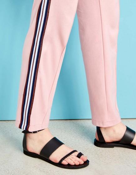 Street trousers John Herring - OLD ROSE