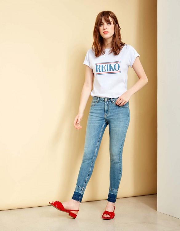 Jean skinny cropped Lily - DNM V-70