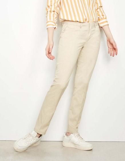 Cigarette Trousers Lizzy Fancy - RAFIA