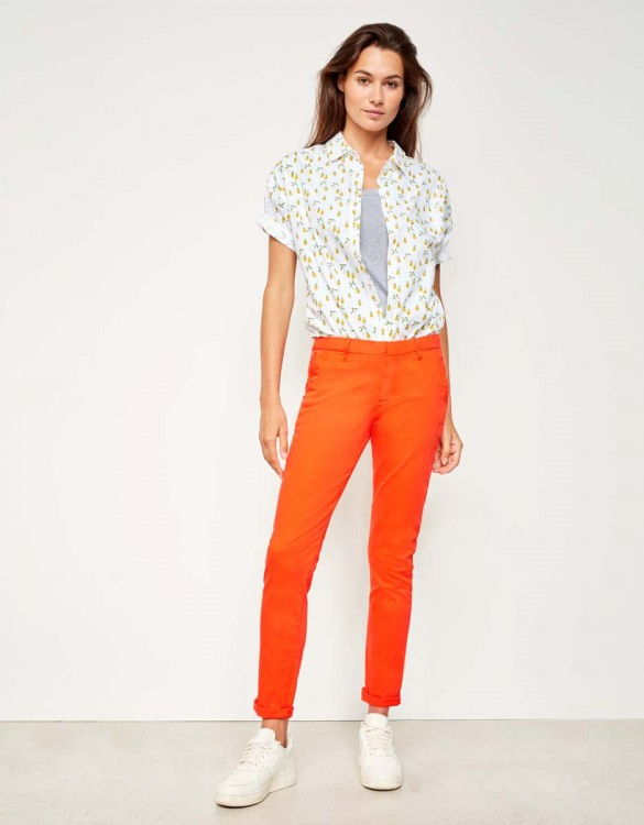 Chino Trousers Sandy - WATERMELON