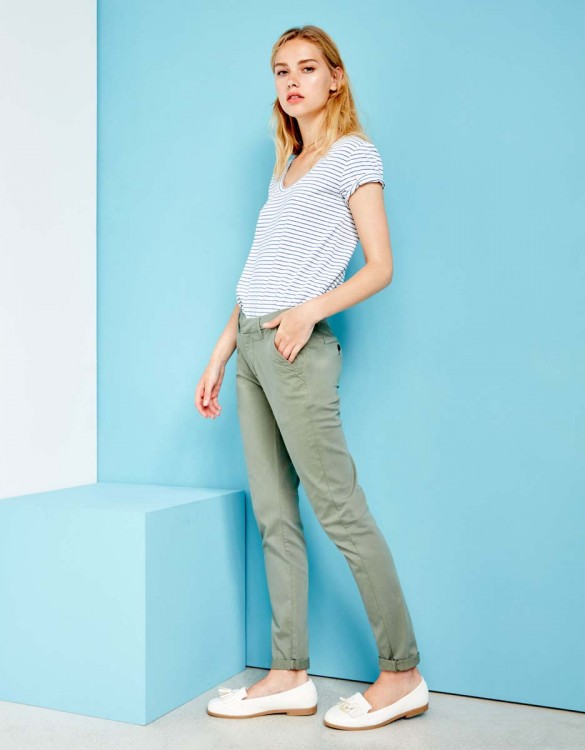 Chino Trousers Sandy - MINERAL