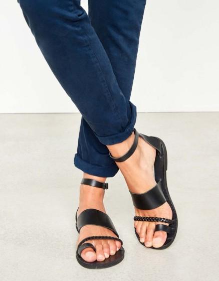 Chino Trousers Sandy - DARK NAVY