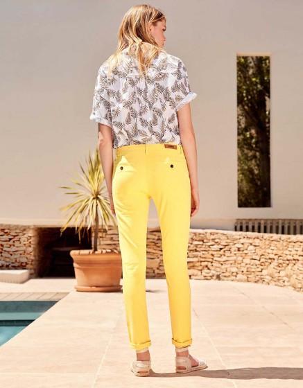 Pantalon chino Sandy - CITRUS