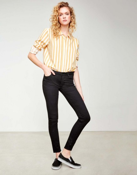 Skinny jean Nelly - DNM BLACK