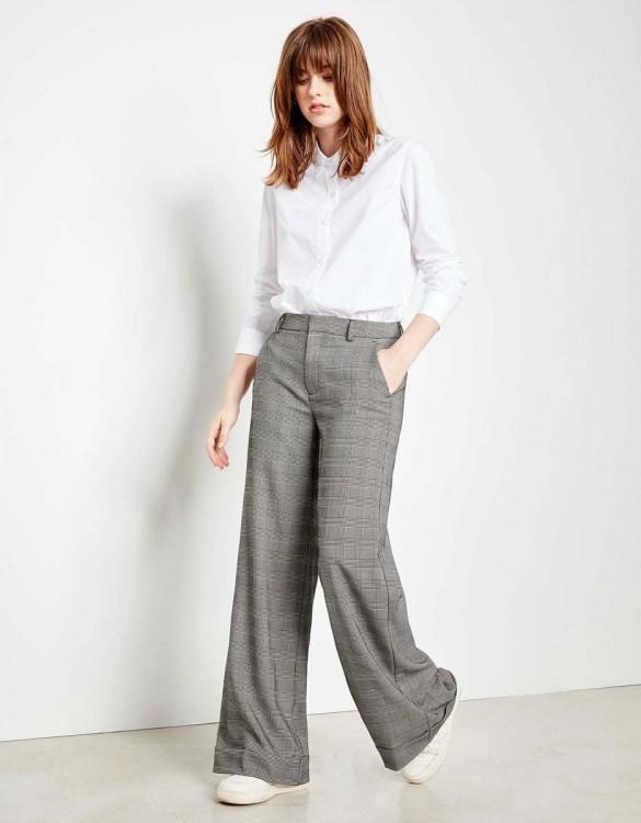 Pantalon wide Pamelo Fancy - TARTAN