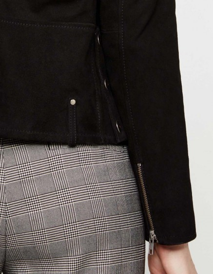Perfecto jacket Pacey - BLACK