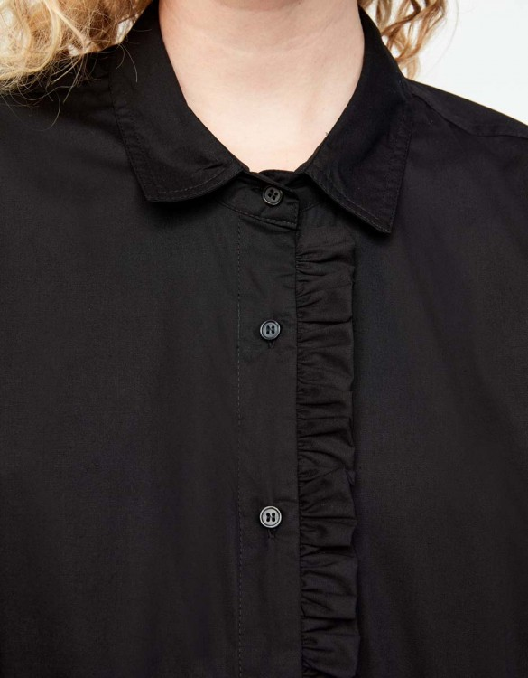 Shirt Carlo Fold - BLACK
