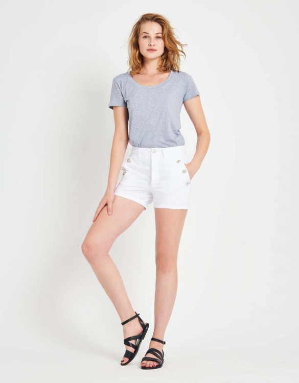 Short Hilan - WHITE