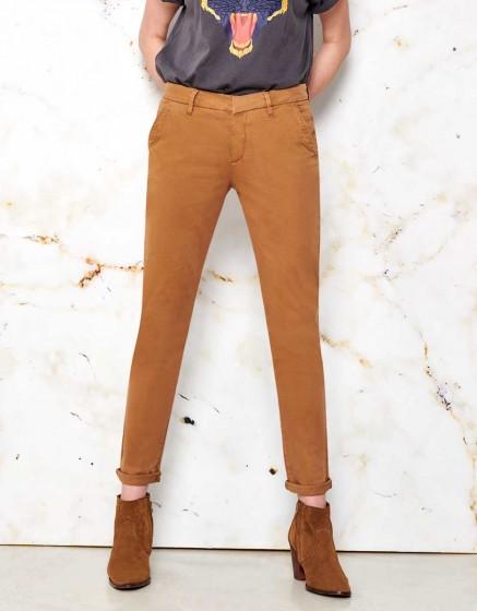 Pantalon chino Sandy - COOKIE