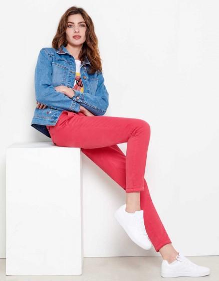 Chino Trousers Sandy - CAMELIA
