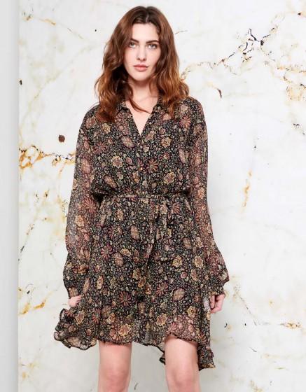Dress Dina - ELECTIC FOLK