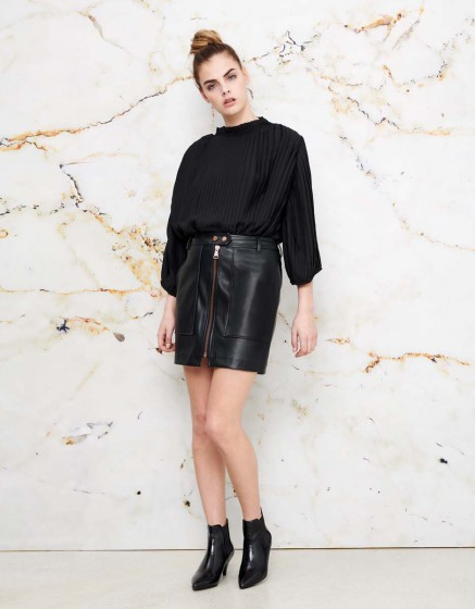 Skirt Jazon - BLACK