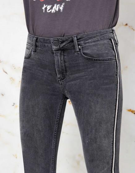 Jean skinny cropped Lily Herring - DNM V-12