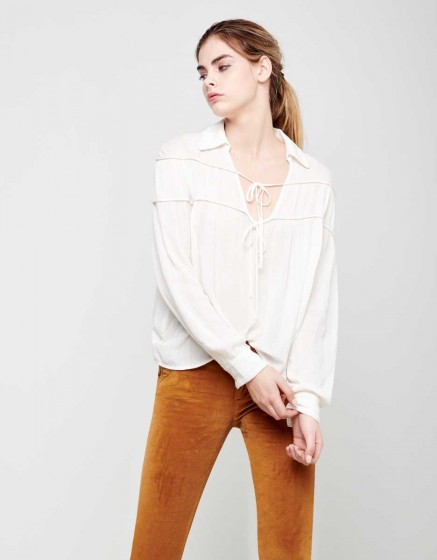 Blouse Thea - OFF WHITE