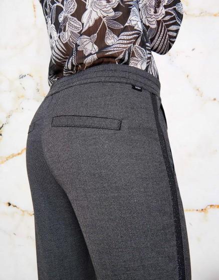 Pantalon street Elvin Fancy - GREY STONE