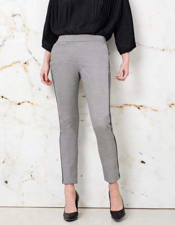Street trousers Elvin Fancy - MOON MIST