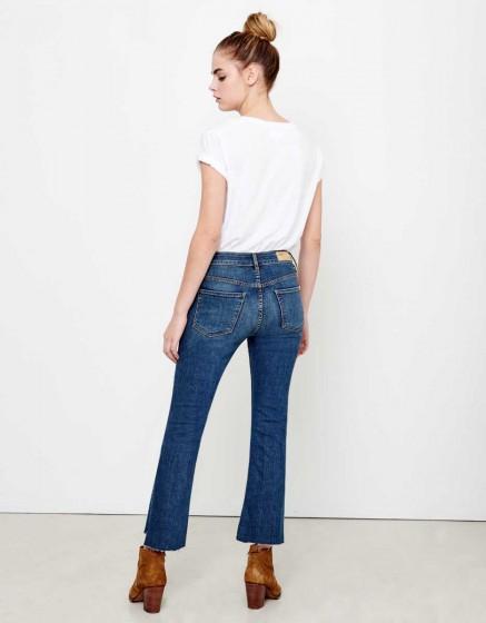Jean straight cropped Lottie - DNM M-101