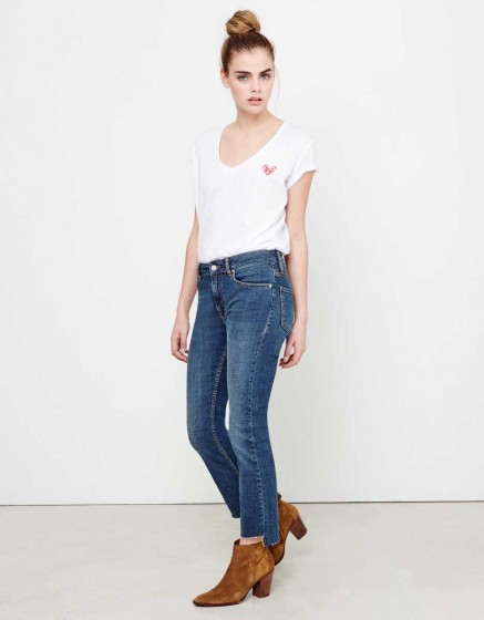 Straight cropped jean Lottie - DNM M-101