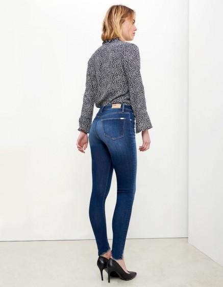 Jean skinny cropped Lenn - DNM V-103