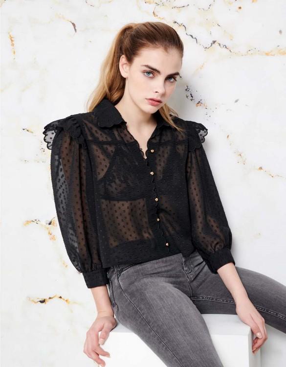 Shirt Carolina - BLACK