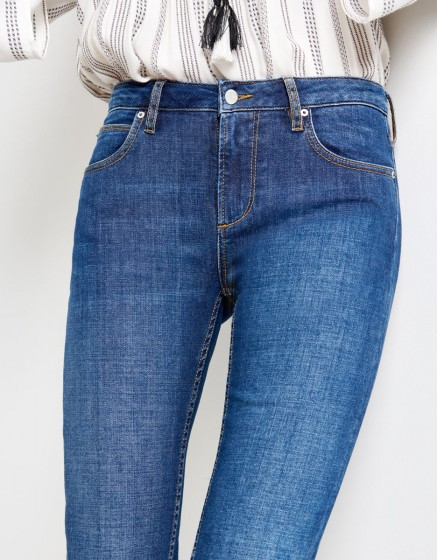 Jean straight cropped Prue - DNM B-105