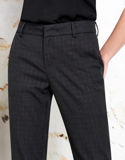 Pantalon cigarette Lizzy Fancy - COPPER SQUARES