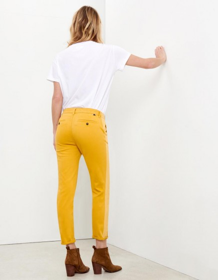 Chino Sandy Tapered Band - POLLEN