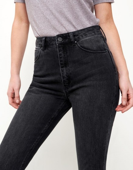Flare cropped jean Parks - DNM BL-17
