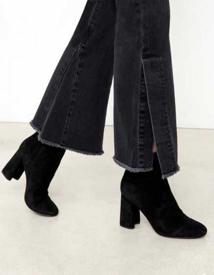 Jean flare cropped Parks - DNM BL-17