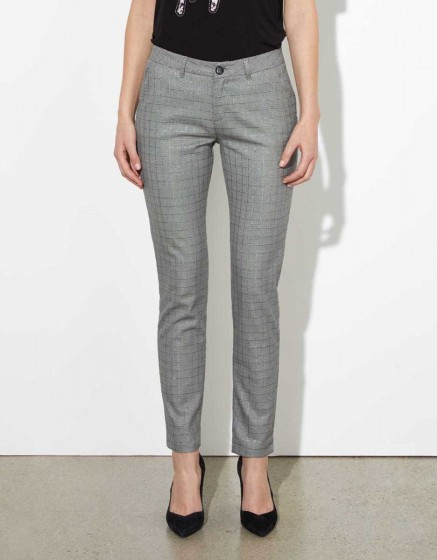 Pantalon chino Sandy Fancy - SILVER SQUARE