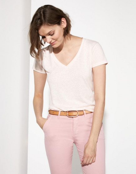 Tee-shirt Taco - BABY PINK