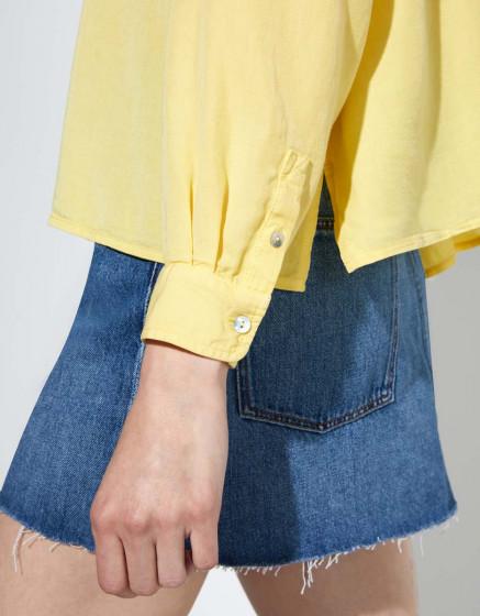 Shirt Bea Color - SORBET BANANE